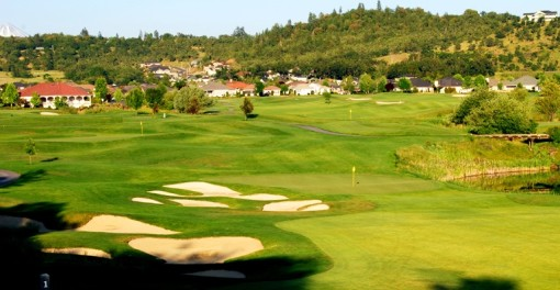 Eagle Point Golf Course: GPAR Annual Golf Tournament Location